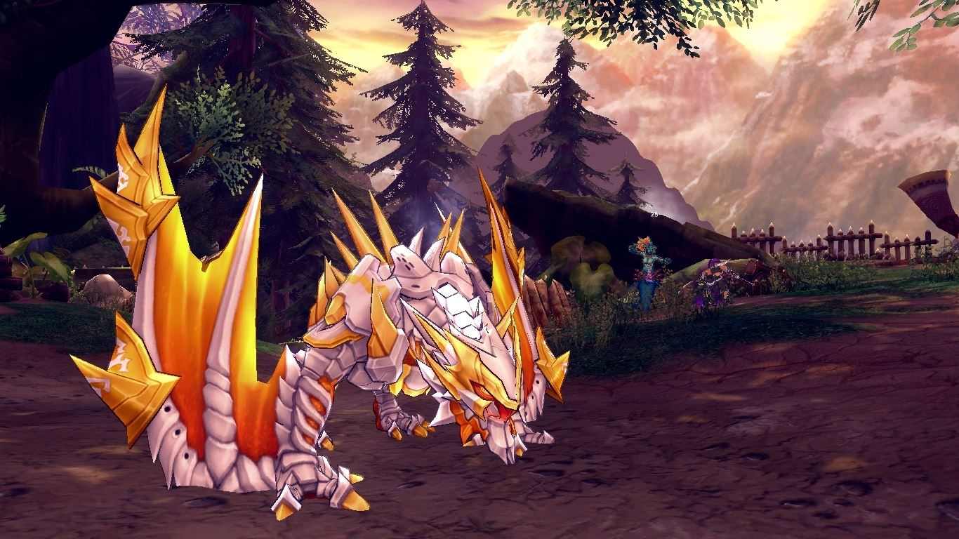 Aura Kingdom Mount