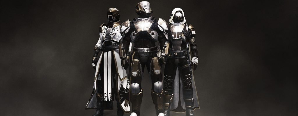 Destiny: Endlich mal Sachen zum Wechseln! So sehen Hüter in Eisenbanner-Kluft aus