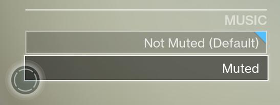 Destiny-Mute