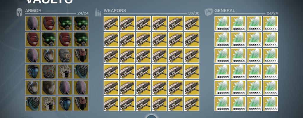 Destiny: Tresor zu voll, Handfeuerwaffen zu stark – Was sagt Bungie dazu?