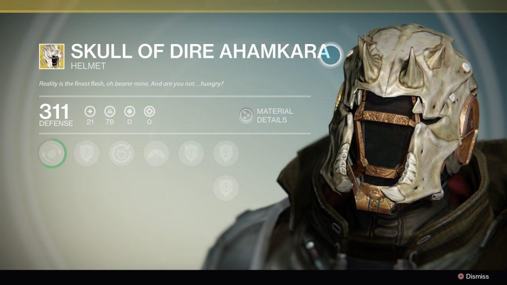 Destiny-Ahamakara