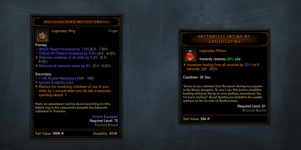 Diablo 3 Season 3 Legendary 2
