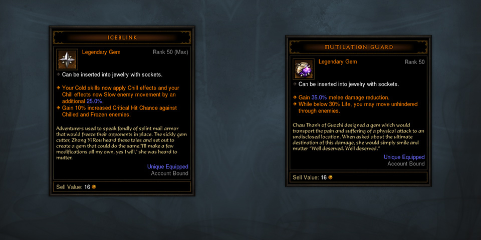 Diablo 3 Season 3 Legendary