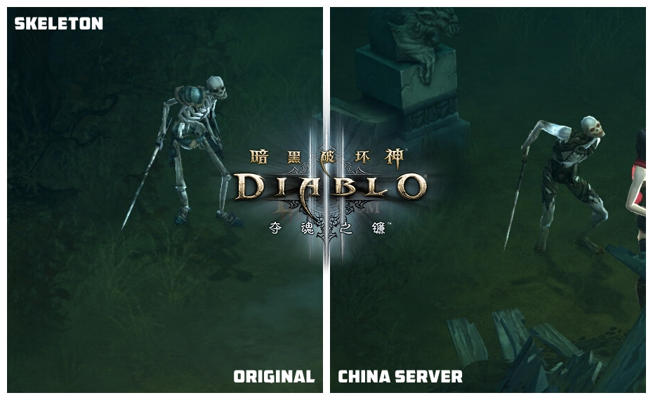 Diablo3-Skelett