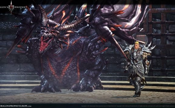 Dragons Prophet Drache und Meister