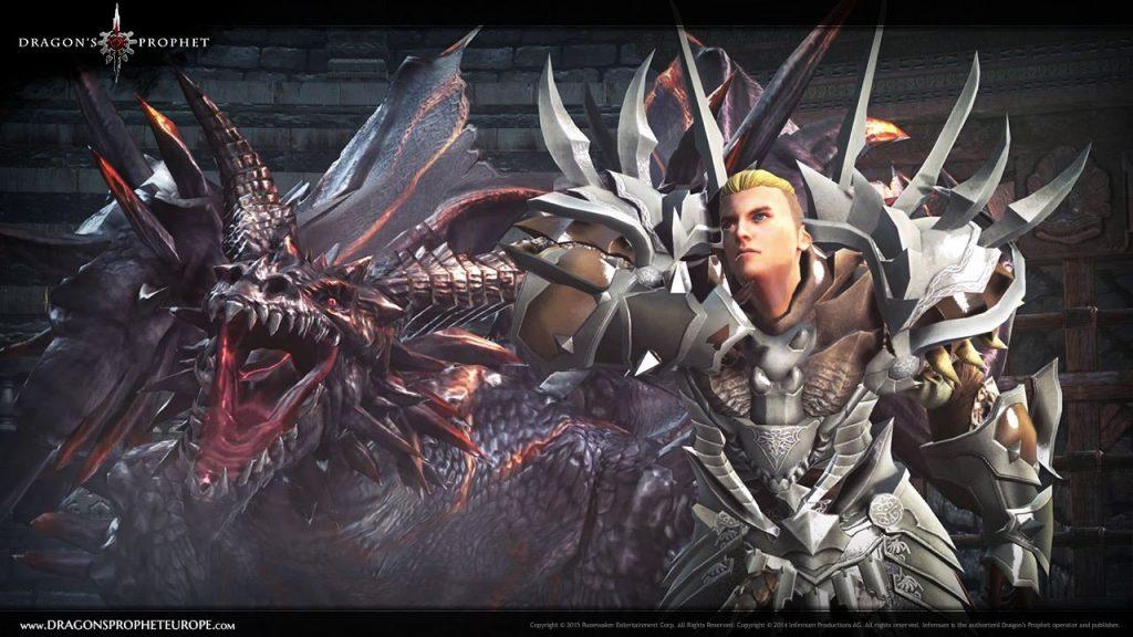 Dragons Prophet - Screenshot
