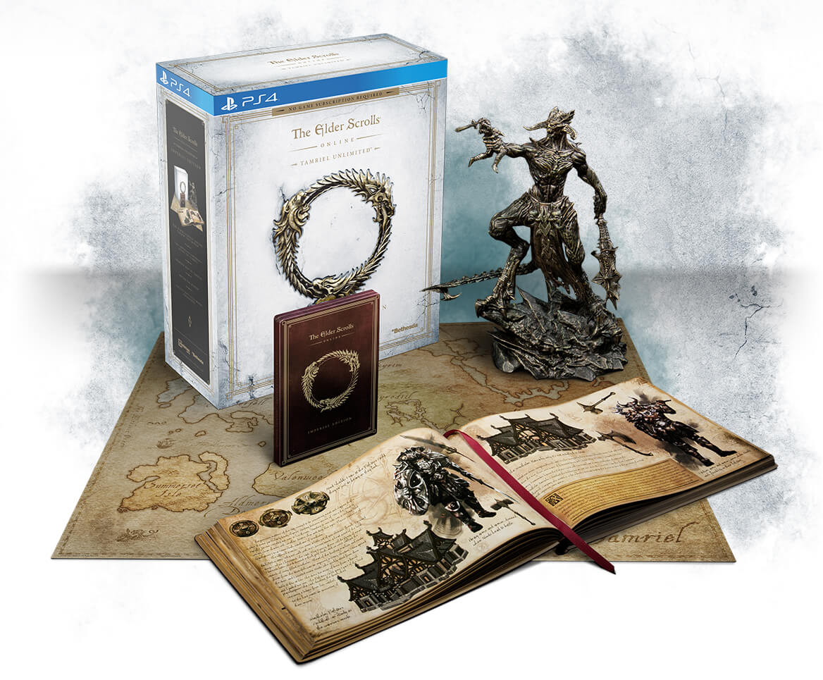 ESO Imperial Edition PS4