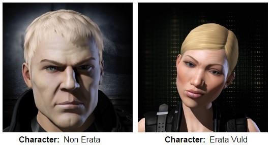 EVE Online Charakter VULD