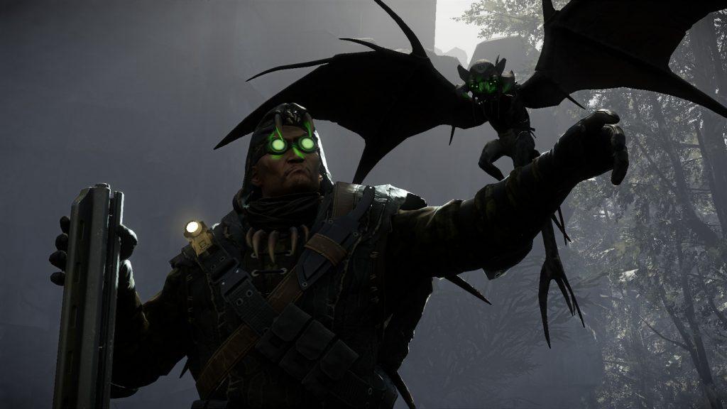 Evolve-Crow-Trapper