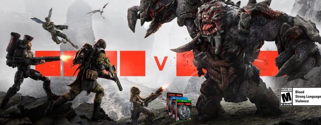 Evolve: Weekend-Challenge – Walzt die Gegner platt und ergattert einen Skin!