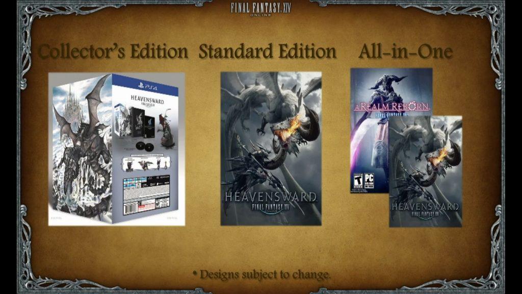 FF-XIV-Versionen-Heavensward