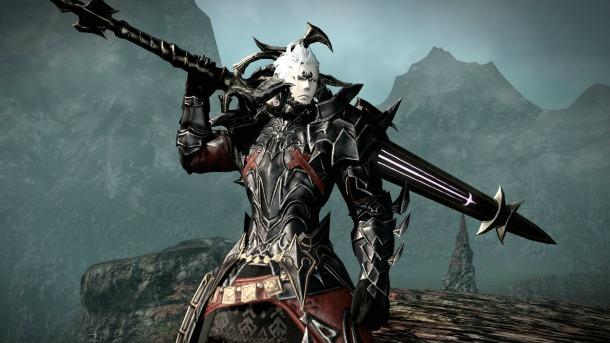 Final Fantasy XIV: Dark Knight wäre fast ein Samurai geworden, aber … Ninjas!