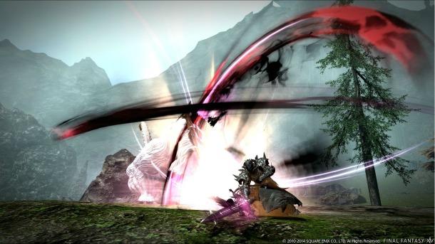Final-Fantasy-XIV-Drachenkampf