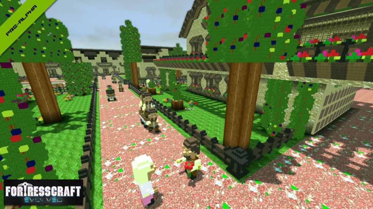 Mecker Mittwoch IndieEarlyAccessAlphaAbfall - Minecraft alpha spielen