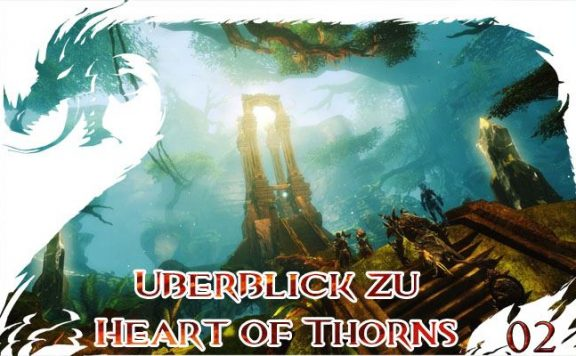 Guild Wars 2 Heart of Thorns Features