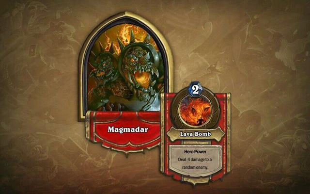 Hearthstone-Magmadar
