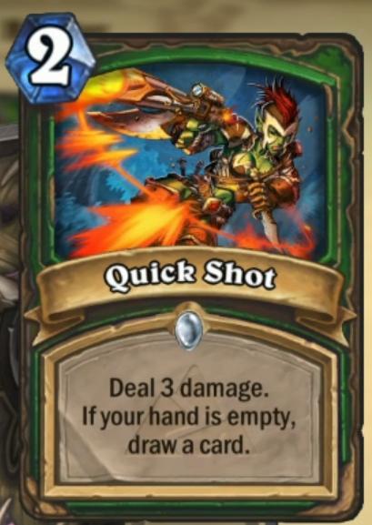 Hearthstone-Quickshot