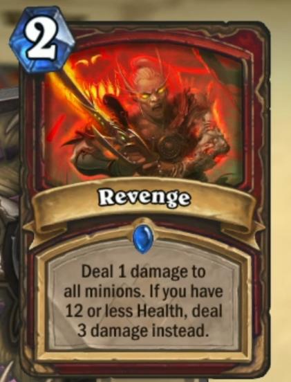 Hearthstone-Revenge