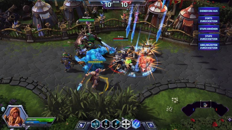 HotS Screenshots 1