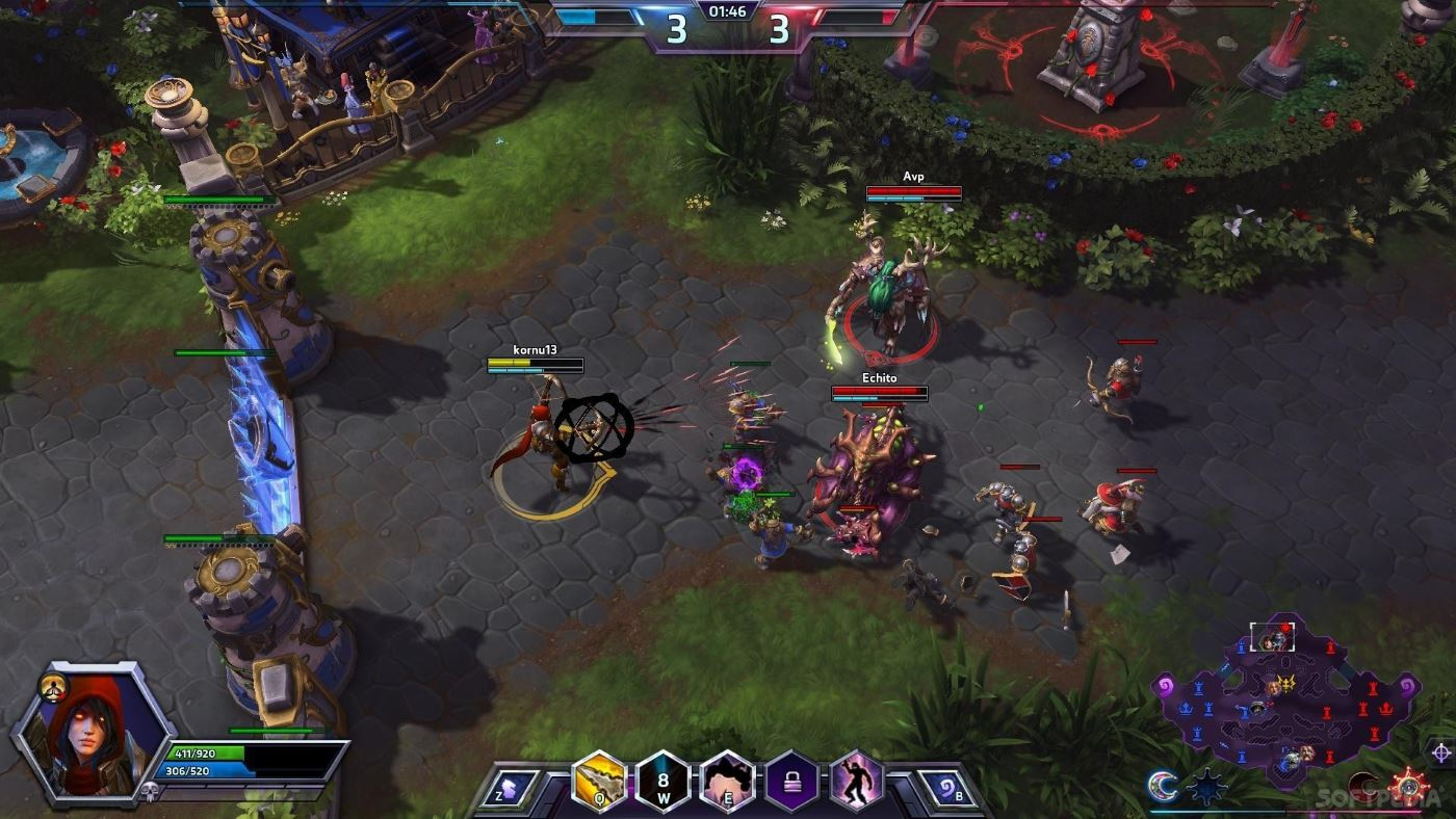 Heroes of the storm bewertung