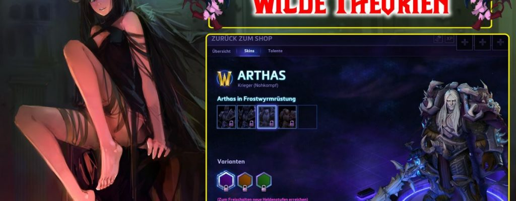 Heroes of the Storm: Wie will Blizzard Geld machen, wenn keiner die Skins kauft?
