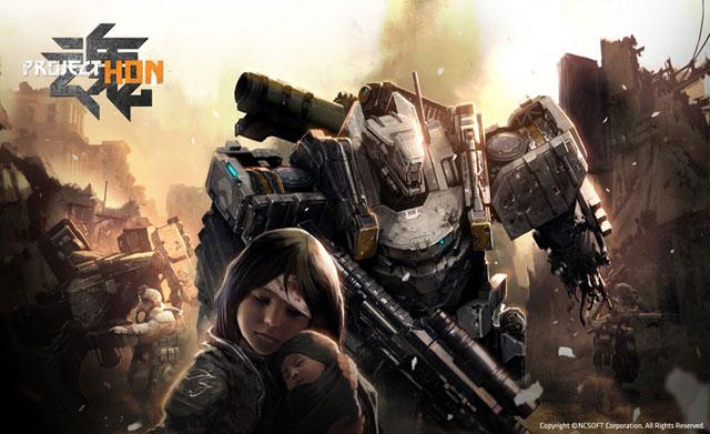 NCSoft-Terminator-Ästhetik