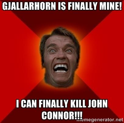 Schwarzenegger-Gjallarhorn