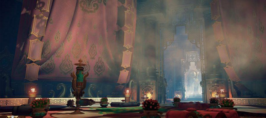 """Skyforge: Berserker ist der Held im """"Tempel von Thais""""-Stream"""