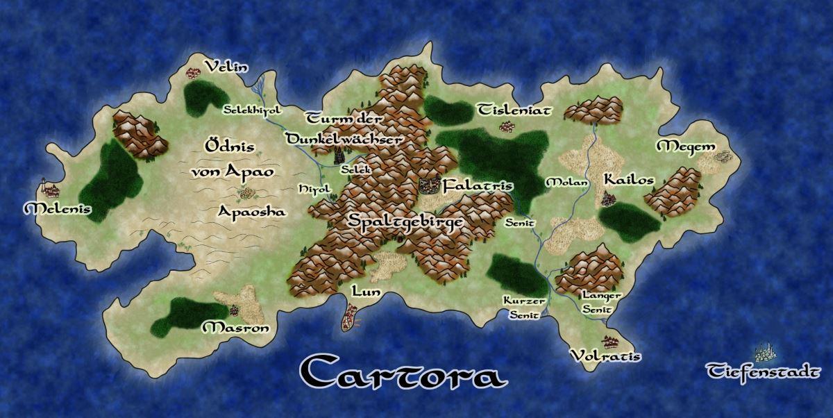 Sonne und Mond Cartora