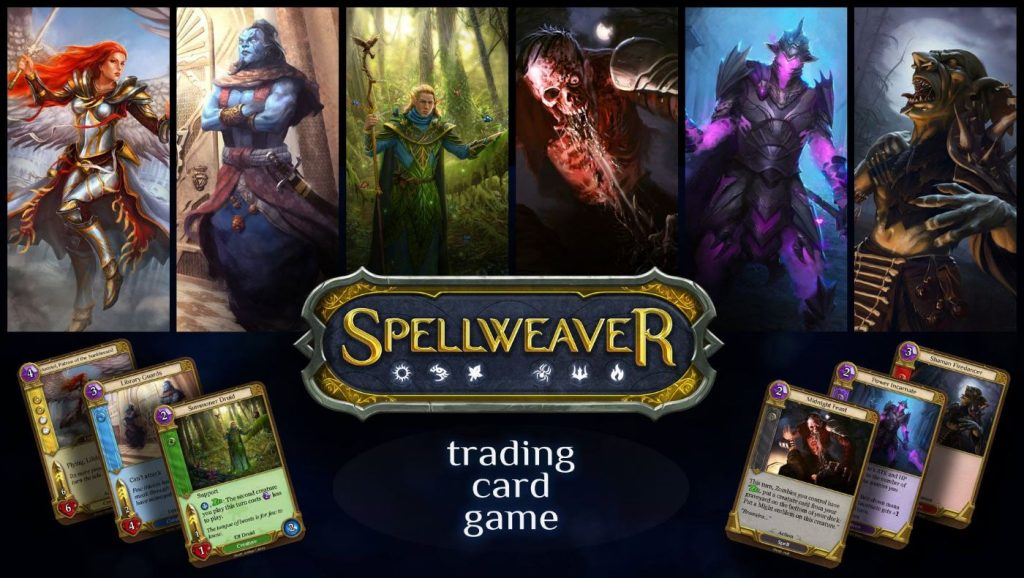 Spellweaver trading card game