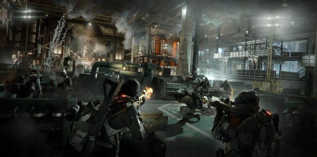 The Division Gruppe