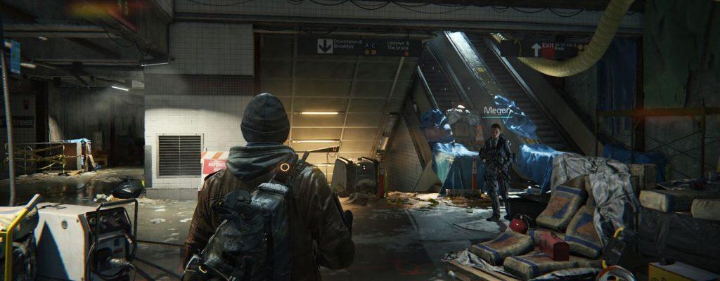 MMO-Shooter The Division wird auf der Gamescom spielbar sein