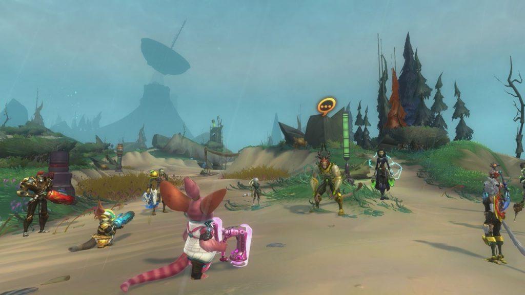 WildStar Nexus Invasion 2
