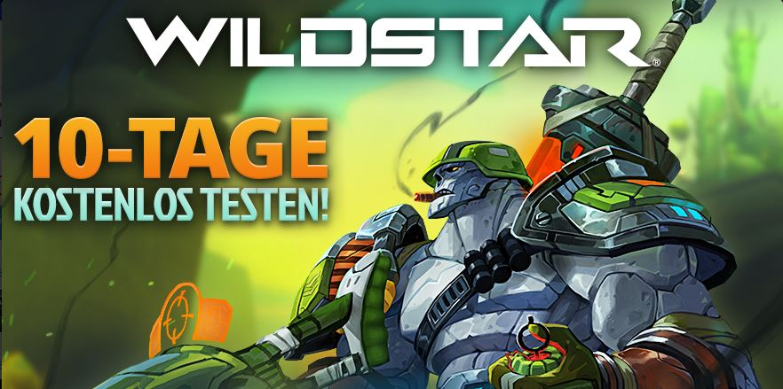 WildStar kostenlos spielen