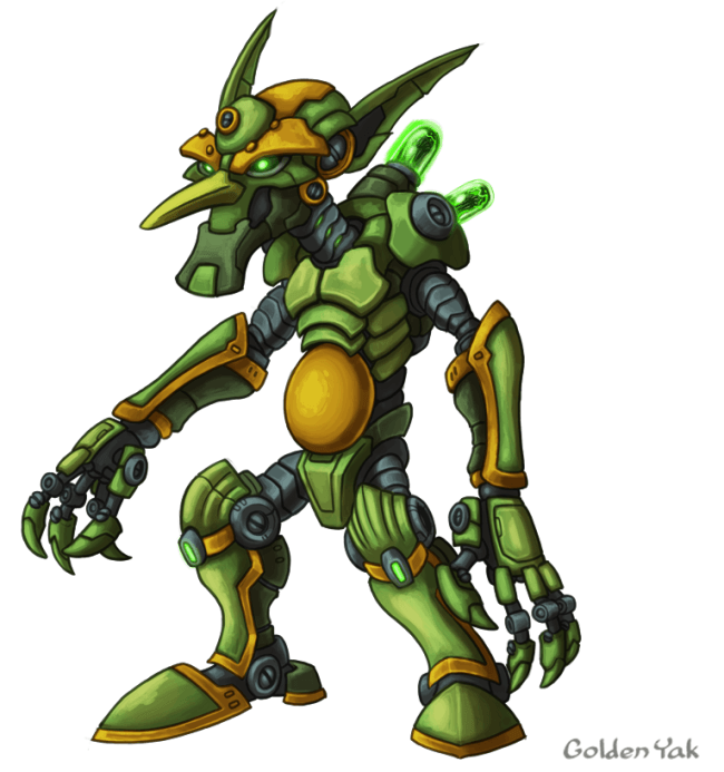 World of Warcraft Fanart Goblinbot