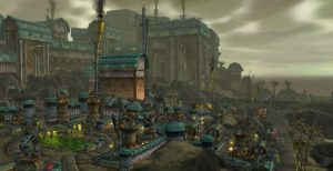 World of Warcraft Kezan