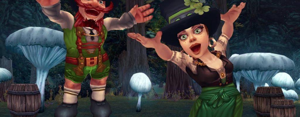 World of Warcraft: Ein eigener Vergnügungspark?