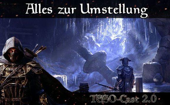 The Elder Scrolls Online Buy2Play Umstellung