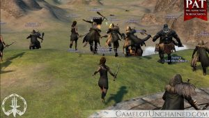 Camelot Unchained Alpha Cube Screenshot