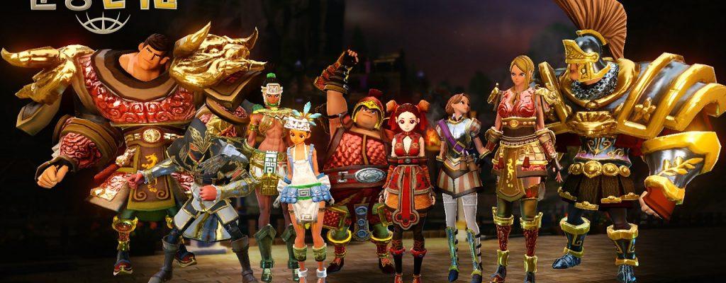 Civilization Online: Skurriler Genre-Mix der ArcheAge-Macher nimmt Form an