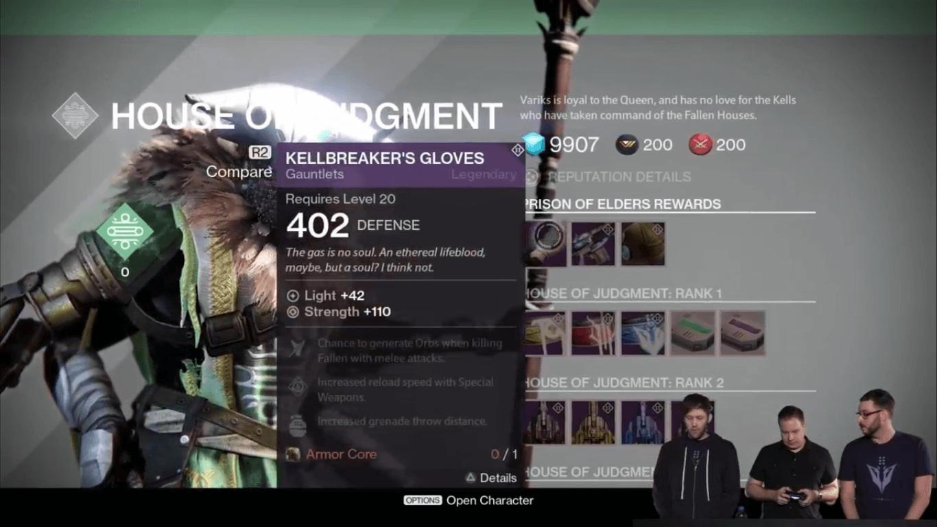 Destiny-Arena-Handschuhe