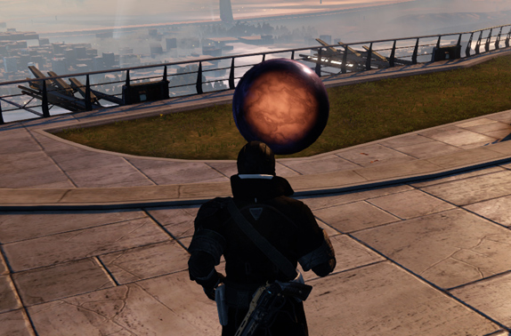 Destiny-Ball