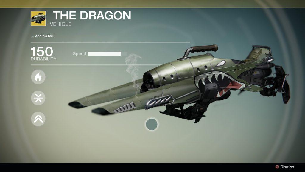 Destiny-Dragon