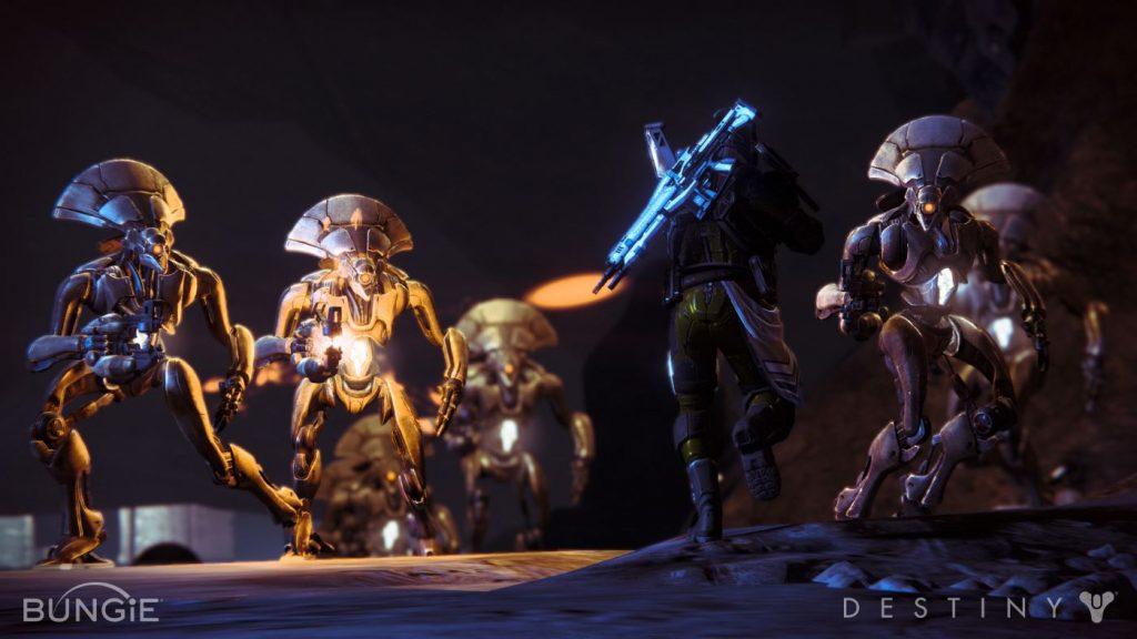 Destiny Gegner