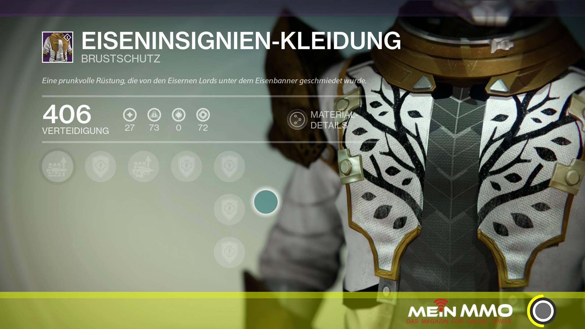 Destiny-IB-Kleidung