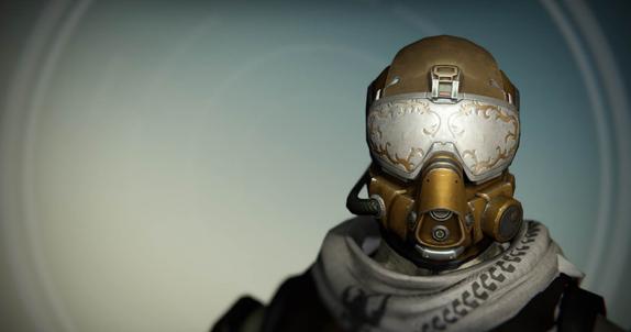 Destiny-Jäger-Helm