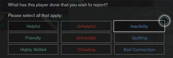 Destiny-Report-System