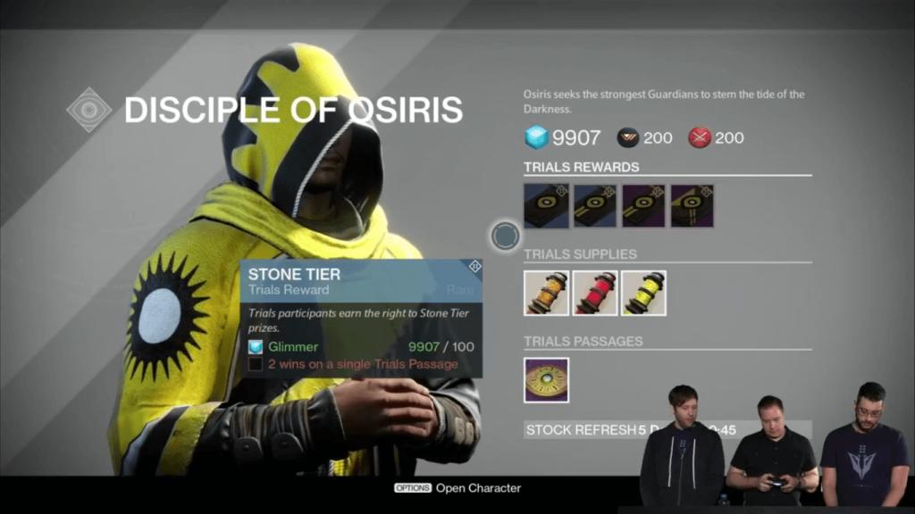 Destiny-Reward