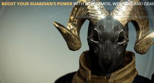 Destiny-Ziegenhelm