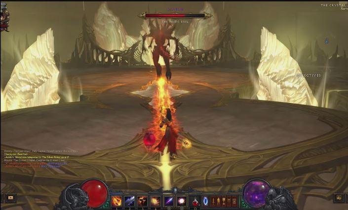 Diablo 3 Third Person Perspektive
